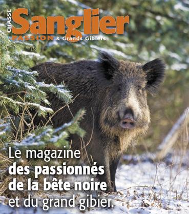 Sanglier passion est le magazine spécialisé destinés aux passionnés de chasse au sanglier