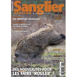 n° 132 SANGLIER PASSION...