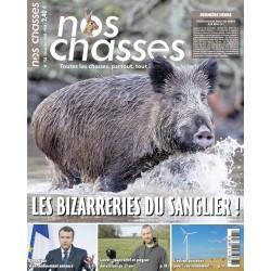 NOS CHASSES n° 735 DÉCEMBRE...