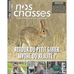 NOS CHASSES n° 739 AVRIL 2021