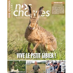 NOS CHASSES n° 743 AOUT 2021
