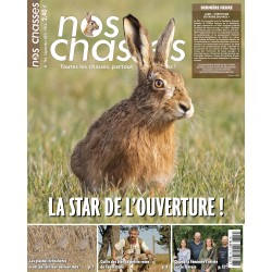 NOS CHASSES n° 744 SEPT 2021