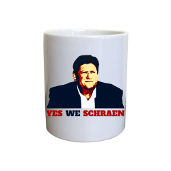 "Mug ""Yes we Schraen!"""